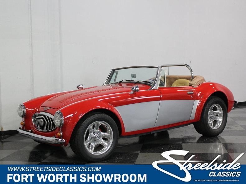 For Sale: 1964 Austin Healey 3000 Mark III