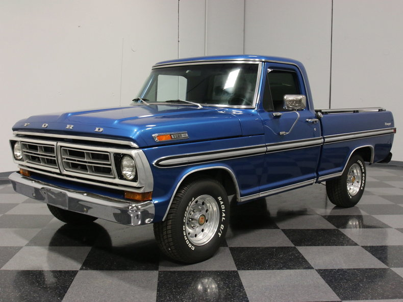 1972 Ford F 100 Streetside Classics The Nation S