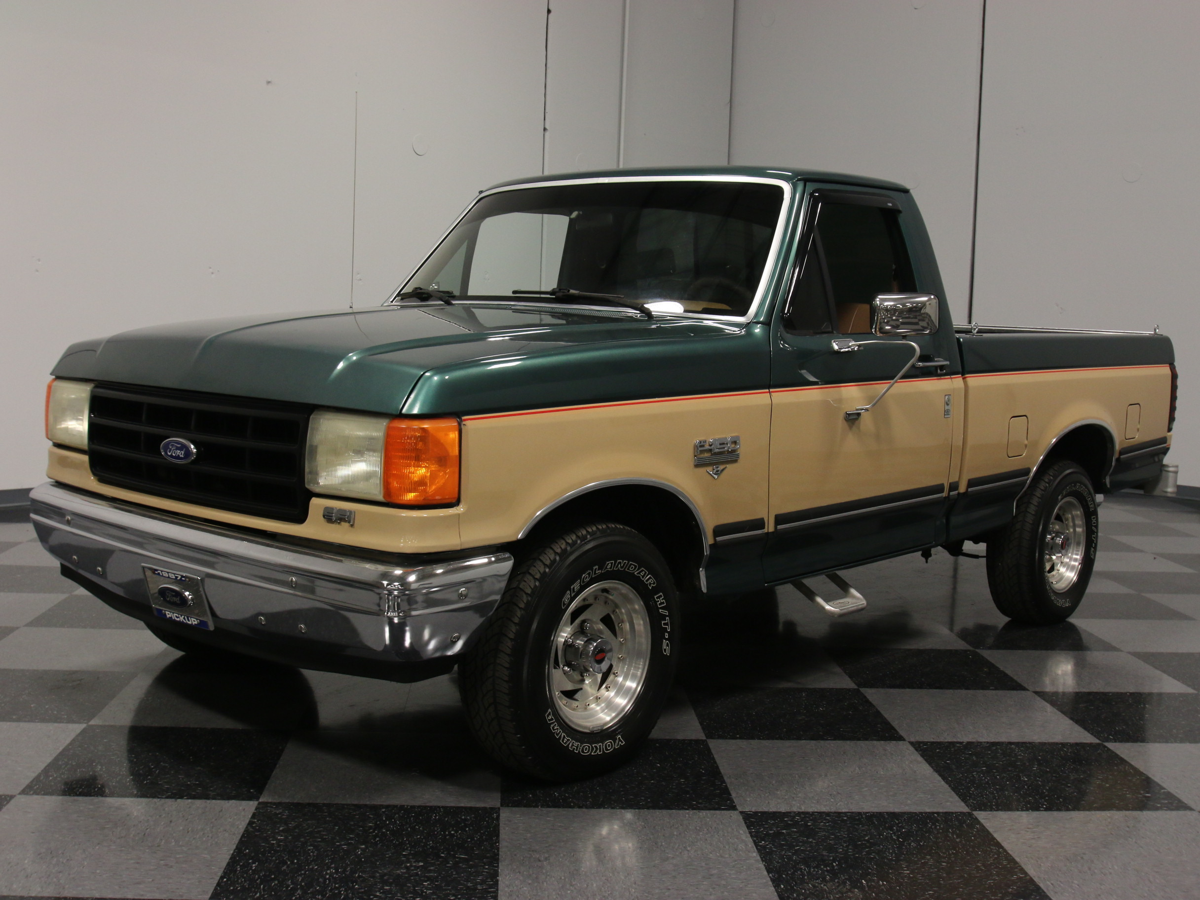 1987 ford f 150 streetside classics the nation 39 s trusted classic car consignment dealer. Black Bedroom Furniture Sets. Home Design Ideas