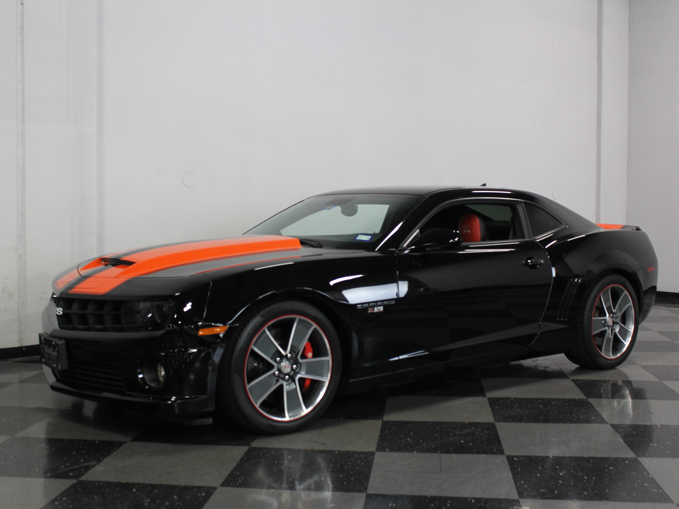 2010 Chevrolet Camaro Slp Zl575 For Sale 45646 Mcg