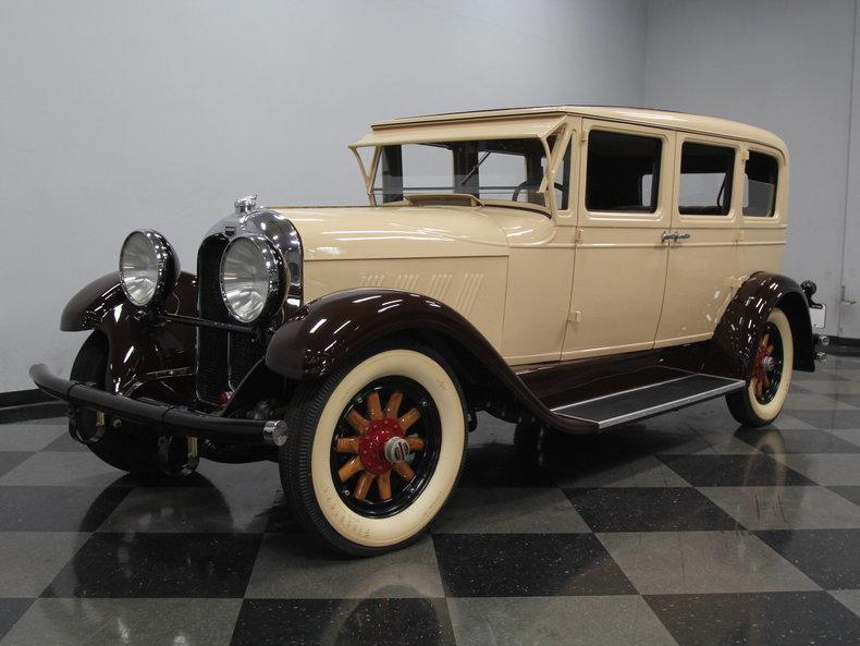 For Sale: 1928 Auburn 8.88 sedan