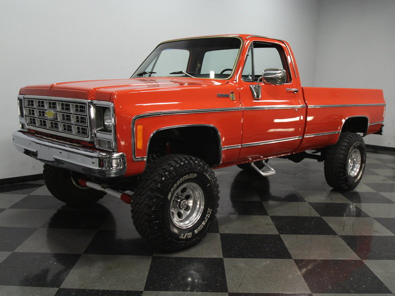 For Sale: 1979 Chevrolet K-10