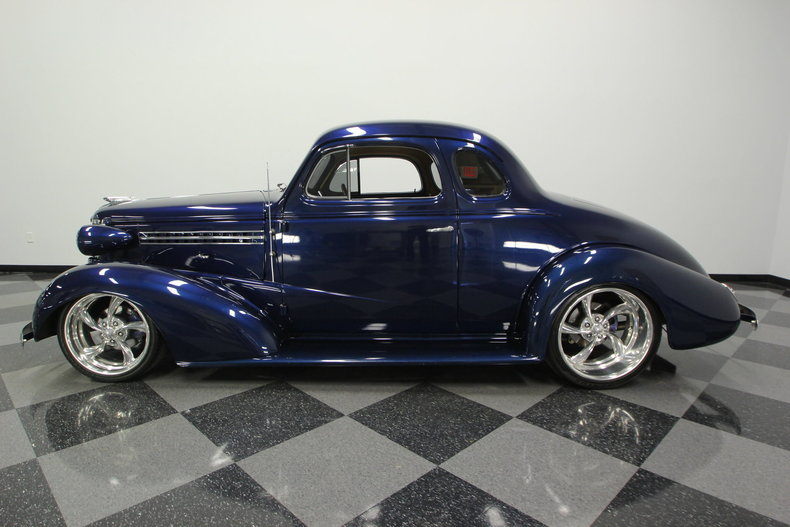 1938 Chevrolet Master Deluxe Streetside Classics The
