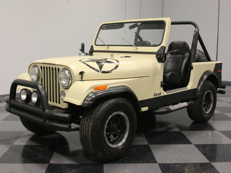 For Sale: 1979 Jeep CJ7