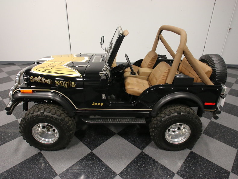 1979 Jeep CJ5 | Streetside Classics - The Nation's Trusted Classic Car Consignment Dealer