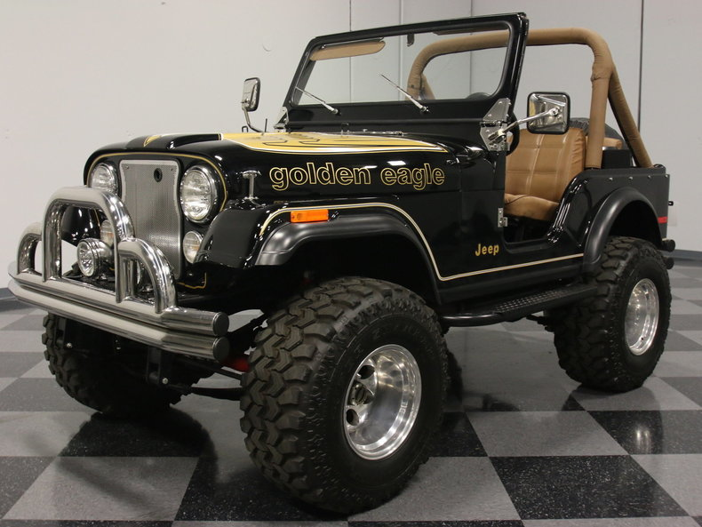 For Sale: 1979 Jeep CJ5