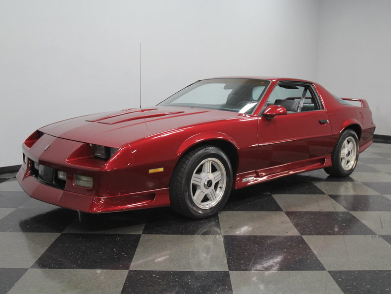 For Sale: 1991 Chevrolet Camaro