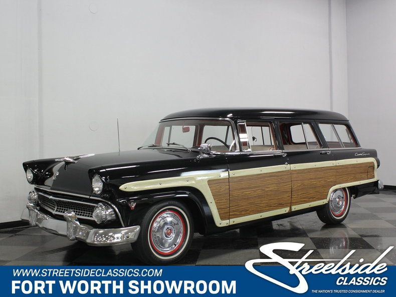 For Sale: 1955 Ford Country Squire
