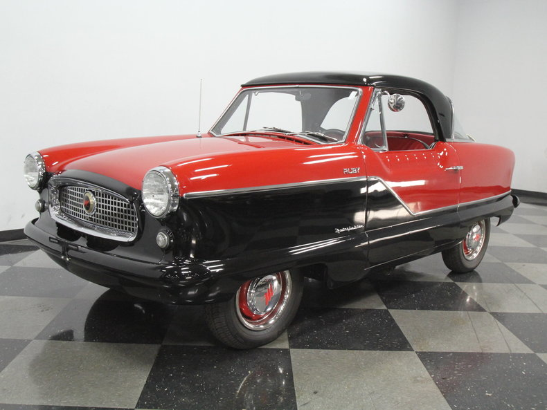 For Sale: 1960 AMC Metropolitan