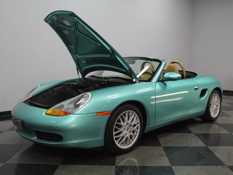 1998 porsche boxster my classic garage. Black Bedroom Furniture Sets. Home Design Ideas