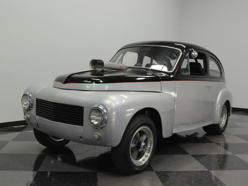 For Sale: 1963 Volvo P544