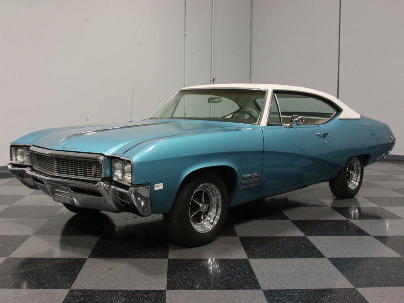 For Sale: 1968 Buick Skylark