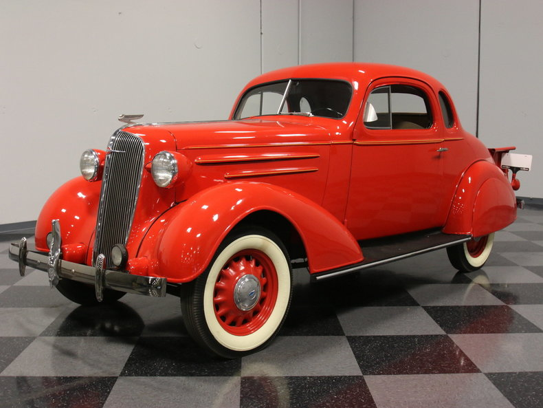 For Sale: 1936 Chevrolet Coupe