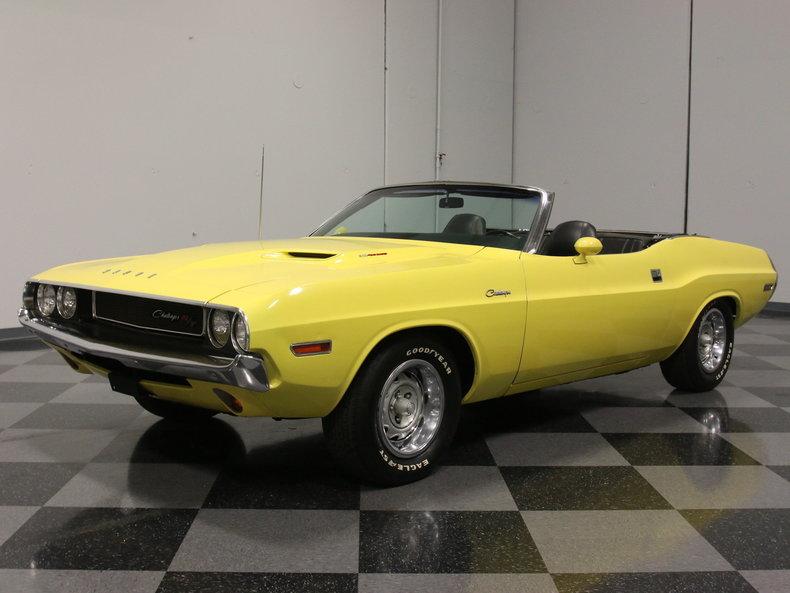 For Sale: 1970 Dodge Challenger