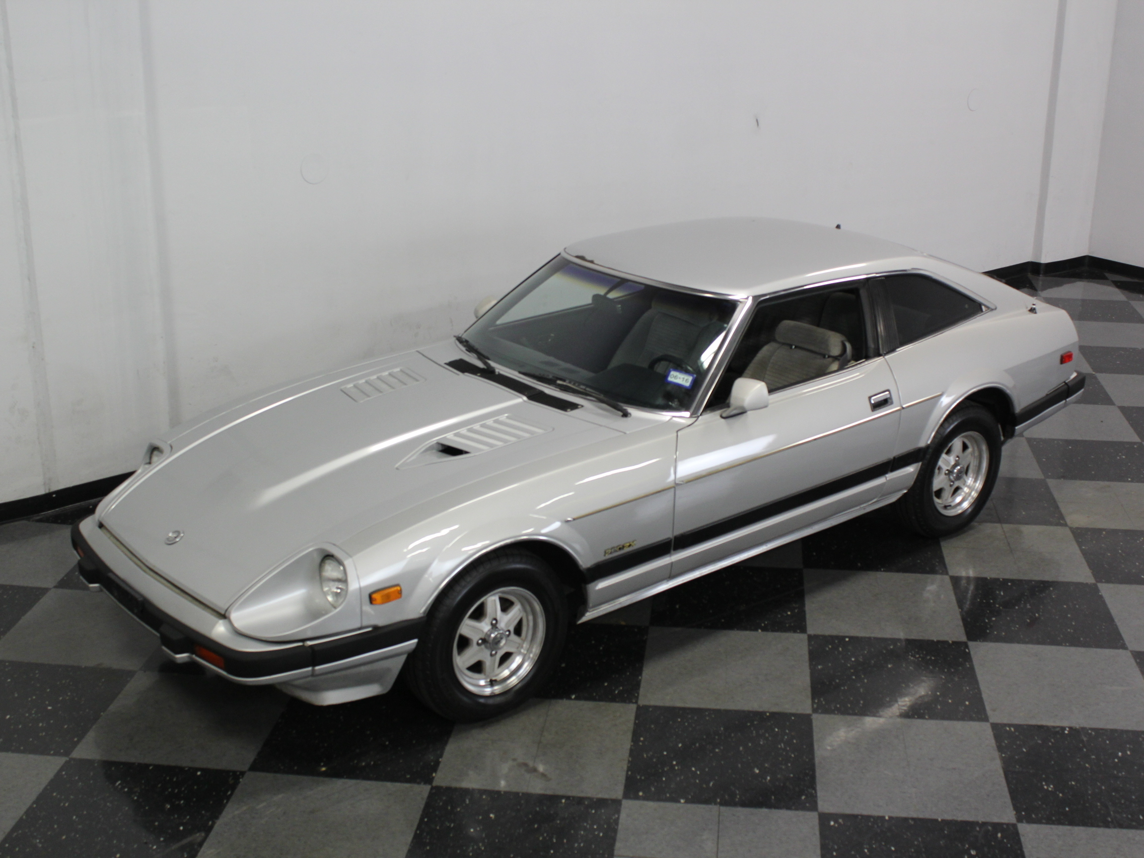 1982 Datsun Z-Series : MOSTLY ALL ORIGINAL Z, RECENT SERVICE WORK, WELL MAINTAINED