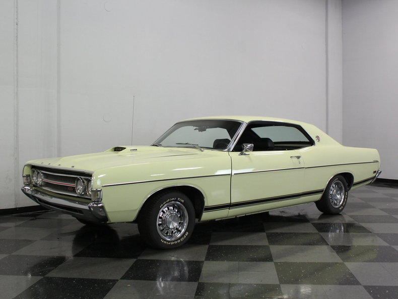 For Sale: 1969 Ford Torino