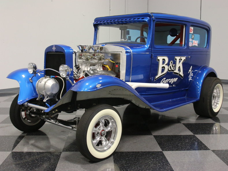 For Sale: 1930 Chevrolet Sedan