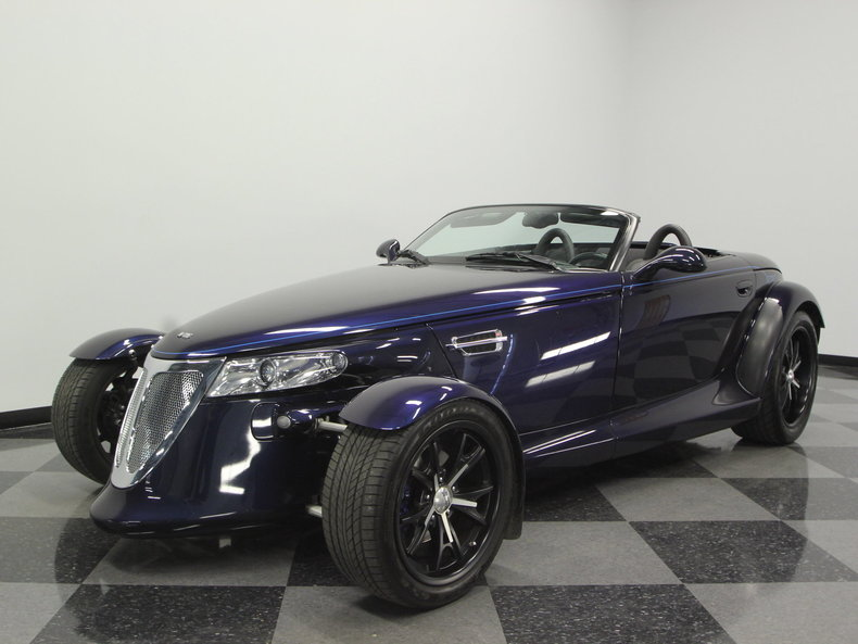 For Sale: 2001 Plymouth Prowler