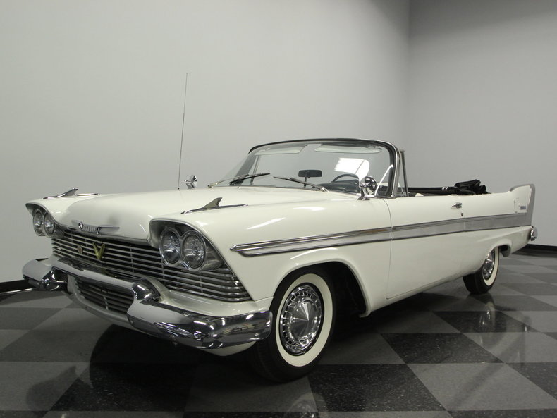 For Sale: 1958 Plymouth Belvedere