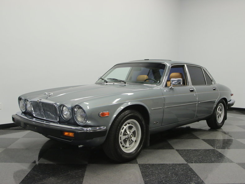 For Sale: 1987 Jaguar XJ6