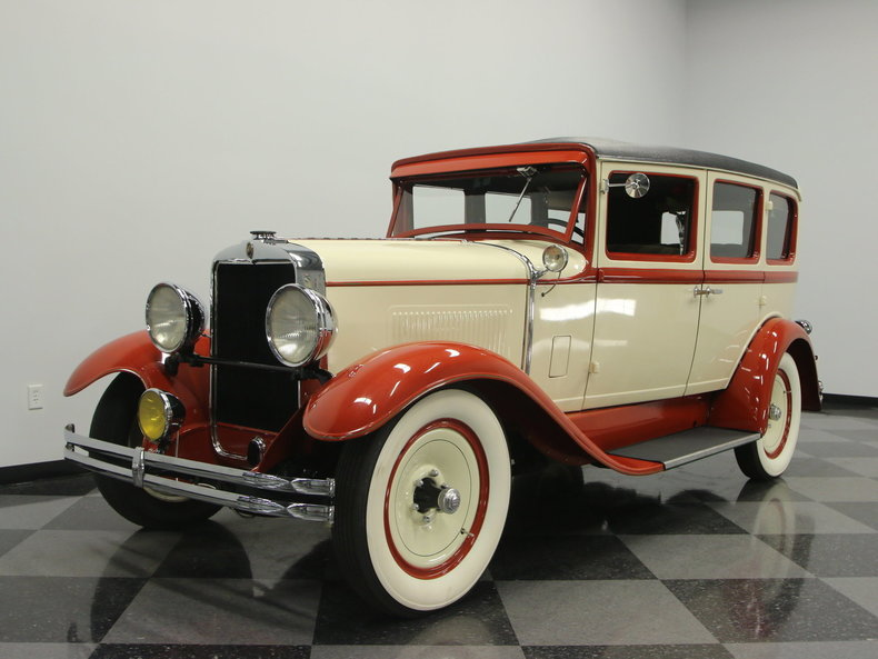 For Sale: 1929 Peerless Model Six-81