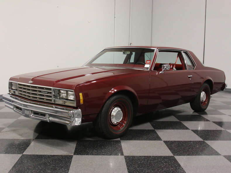 For Sale: 1978 Chevrolet Impala