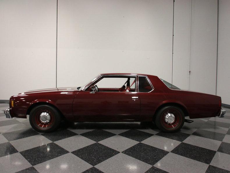 Caprice Race Car