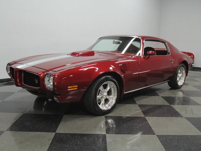 For Sale: 1973 Pontiac Firebird
