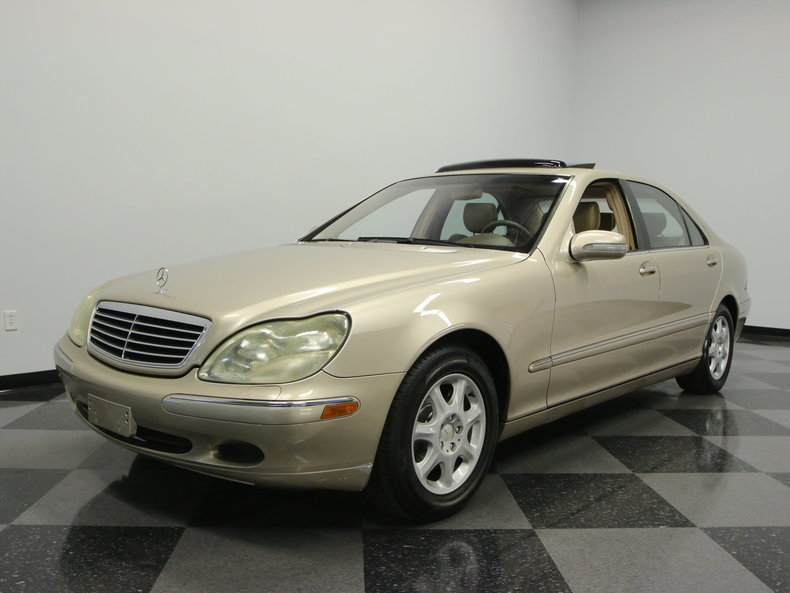 For Sale: 2001 Mercedes-Benz S500