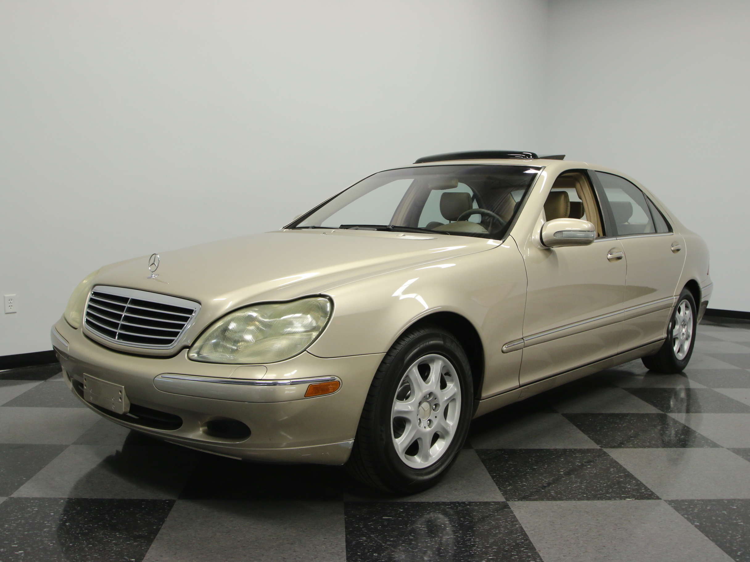 2001 mercedes benz s500 streetside classics the nation for 2001 mercedes benz s500 specs