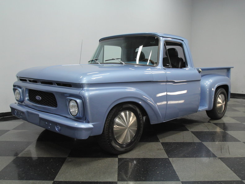 For Sale: 1963 Ford F-100