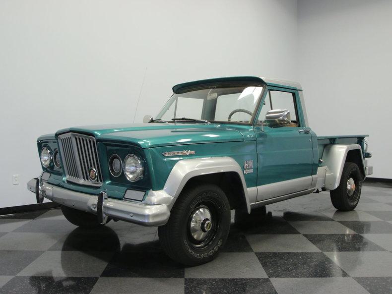 For Sale: 1967 Jeep Gladiator