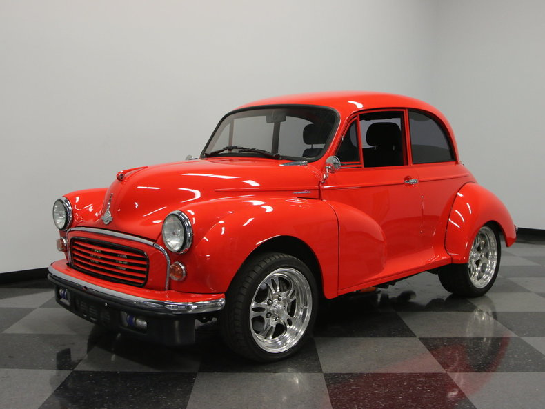 For Sale: 1959 Morris Minor