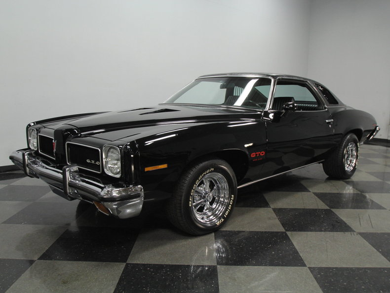 For Sale: 1973 Pontiac GTO