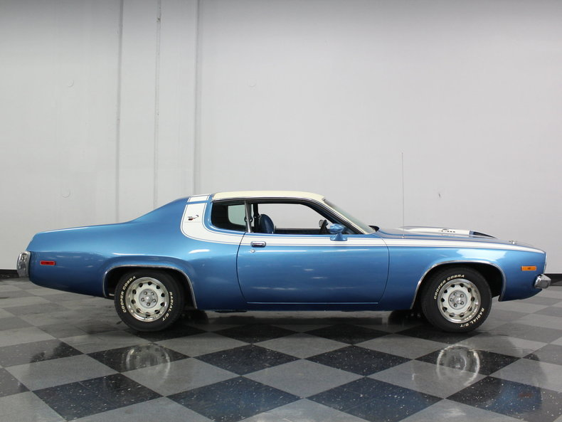 Road Runner Auto Sales >> 1974 Plymouth Road Runner | Streetside Classics - The ...