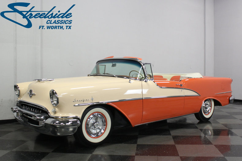 For Sale: 1955 Oldsmobile 98