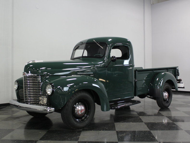 For Sale: 1947 International Truck