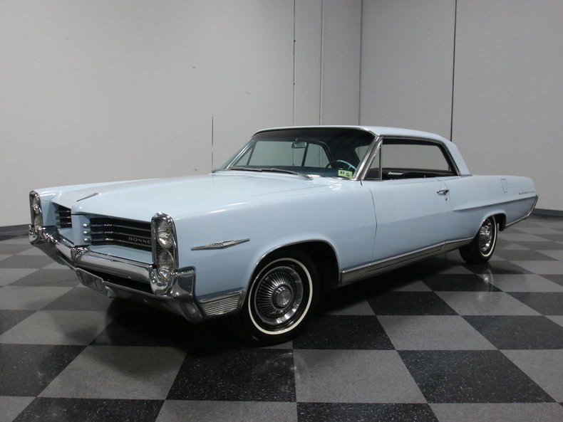 For Sale: 1964 Pontiac Bonneville