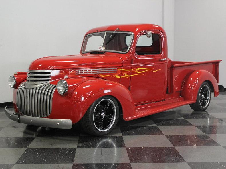 For Sale: 1946 Chevrolet 1/2 Ton Pickup