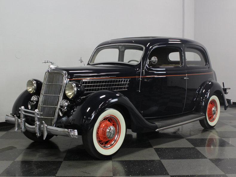For Sale: 1935 Ford Sedan