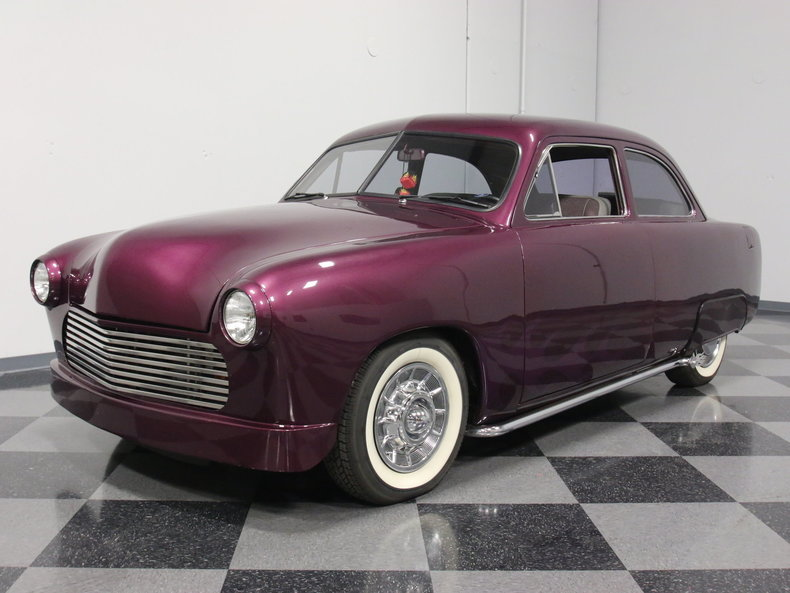 For Sale: 1951 Ford 2 Door Sedan