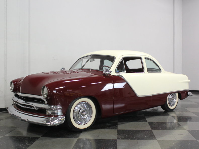 1951 Ford Club Coupe