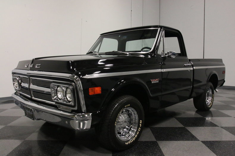 For Sale: 1969 GMC C10