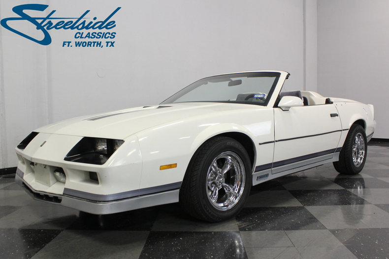 For Sale: 1983 Chevrolet Camaro