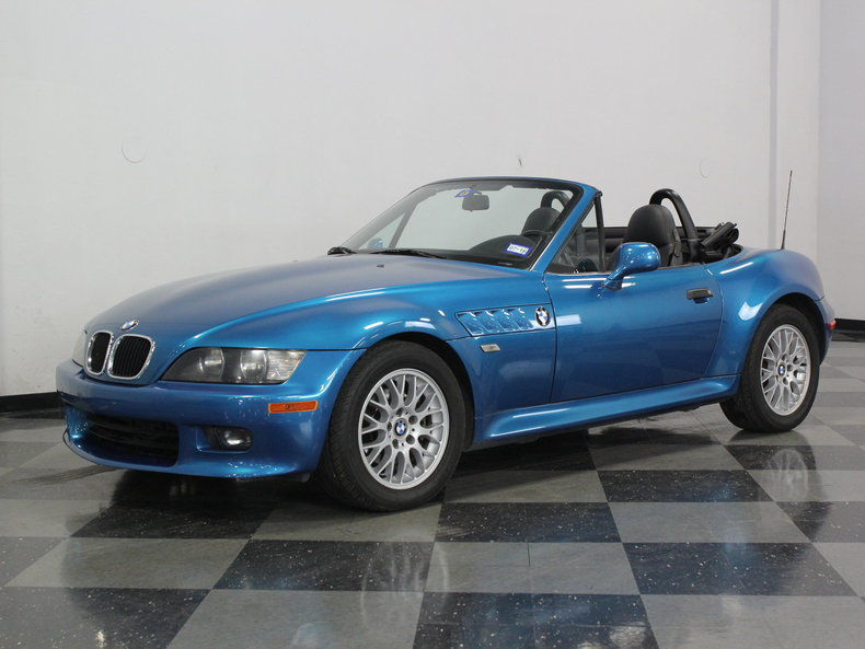 For Sale: 2001 BMW Z3 Roadster