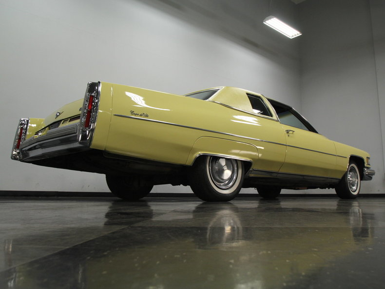 1975 1975 Cadillac Coupe DeVille For Sale