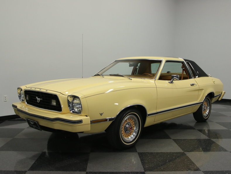 For Sale: 1977 Ford Mustang