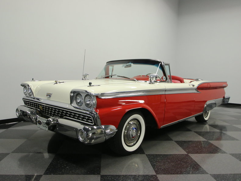 For Sale: 1959 Ford Galaxie