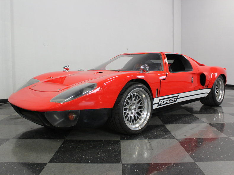 For Sale: 1967 Ford GT40