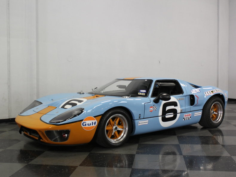 For Sale: 1966 Ford GT40